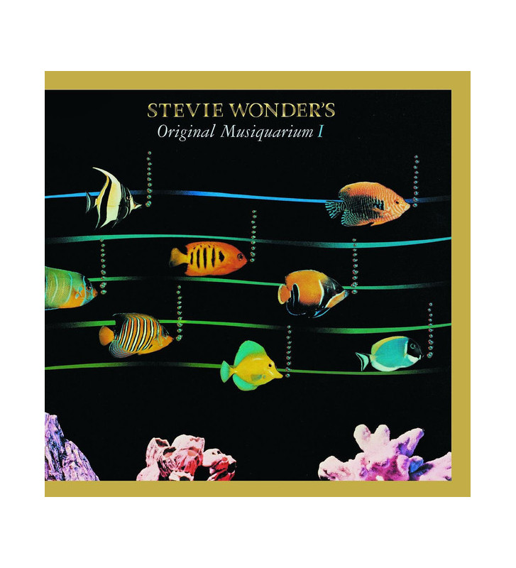 Stevie Wonder - Original Musiquarium I (2xLP, Comp, RE, 180) mesvinyles.fr