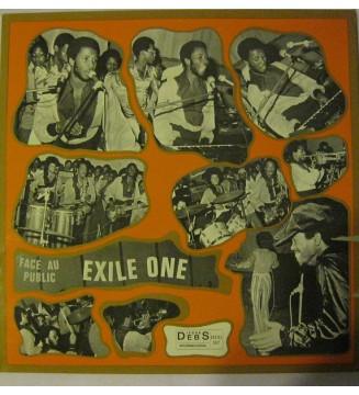 Exile One - Face Au Public (LP, Album) mesvinyles.fr
