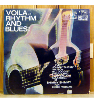 Various - Voilà Le Rhythm And Blues ! (LP, Comp) mesvinyles.fr