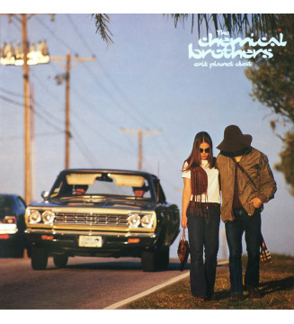 The Chemical Brothers - Exit Planet Dust (2xLP, Album, RE, RP) mesvinyles.fr