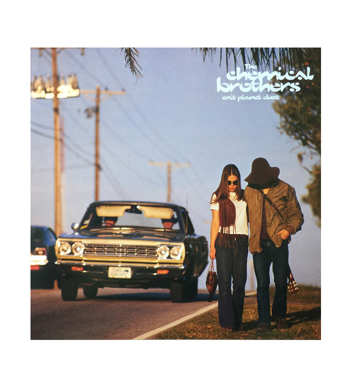 The Chemical Brothers - Exit Planet Dust (2xLP, Album, RE, RP) mesvinyles.fr