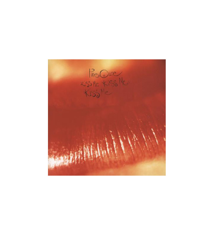 The Cure - Kiss Me Kiss Me Kiss Me (2xLP, Album, RE, RM, 180) mesvinyles.fr