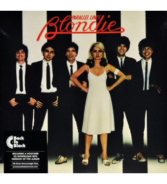 Blondie - Parallel Lines (LP, Album, RE, 180)