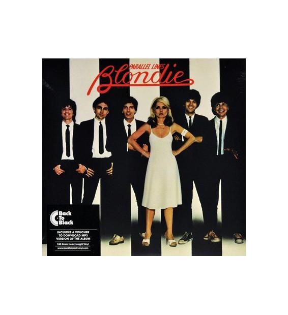 Blondie - Parallel Lines (LP, Album, RE, 180) mesvinyles.fr