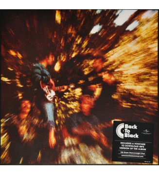 Creedence Clearwater Revival - Bayou Country (LP, Album, RE, 180) mesvinyles.fr