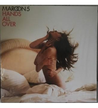 Maroon 5 - Hands All Over (LP, Album, RE) mesvinyles.fr