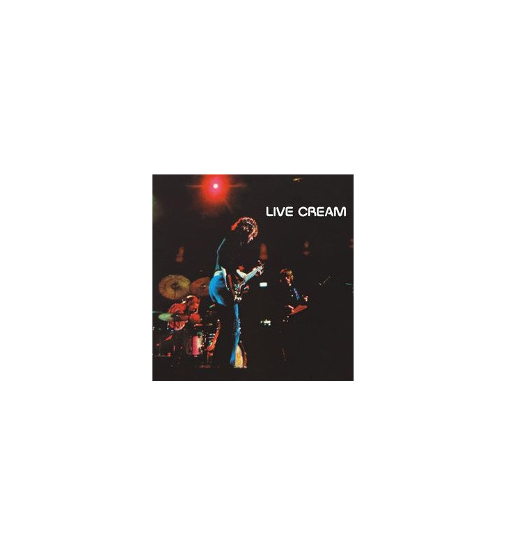 Cream - Live Cream (LP, Album, RE, 180) mesvinyles.fr
