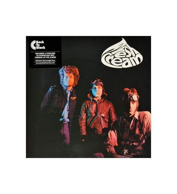 Cream - Fresh Cream (LP, Album, RE, 180)