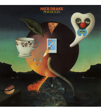 Nick Drake - Pink Moon (LP, Album, RE) mesvinyles.fr