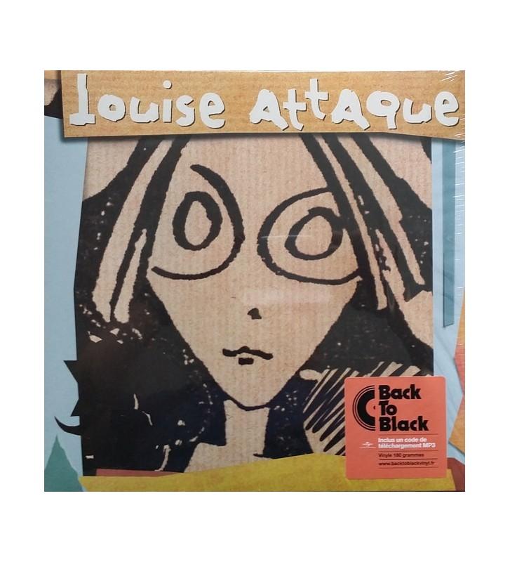 Louise Attaque - Louise Attaque (LP, Album, RE) mesvinyles.fr
