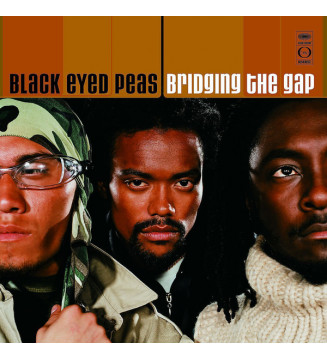 Black Eyed Peas - Bridging The Gap (2xLP, Album, RE) mesvinyles.fr