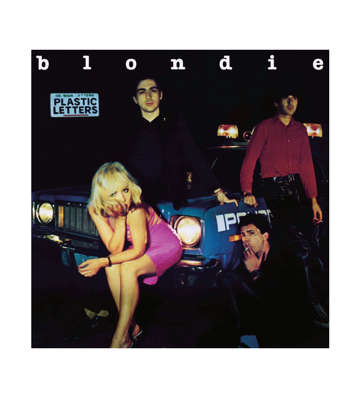 Blondie - Plastic Letters (LP, Album, RE, 180) mesvinyles.fr
