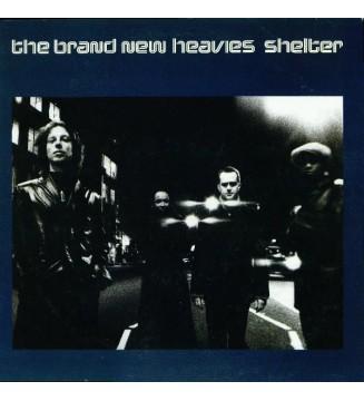 """The Brand New Heavies - Shelter (12"""") mesvinyles.fr"""