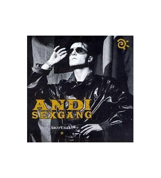 Andi SexGang* - Arco Valley (LP) mesvinyles.fr