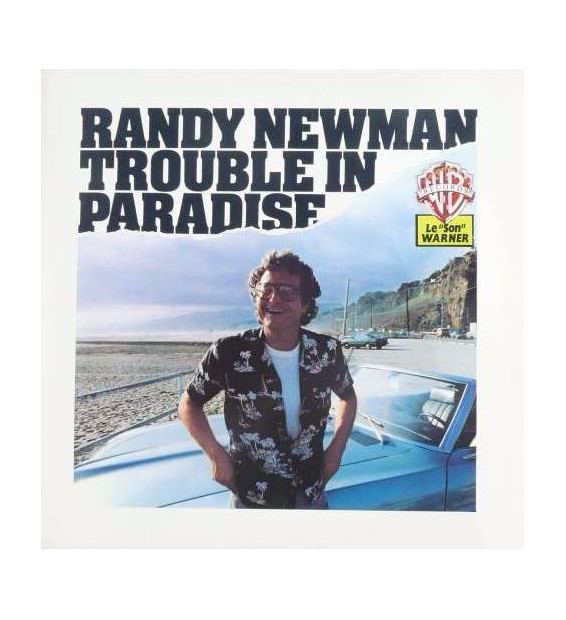 Randy Newman - Trouble In Paradise (LP, Album) mesvinyles.fr