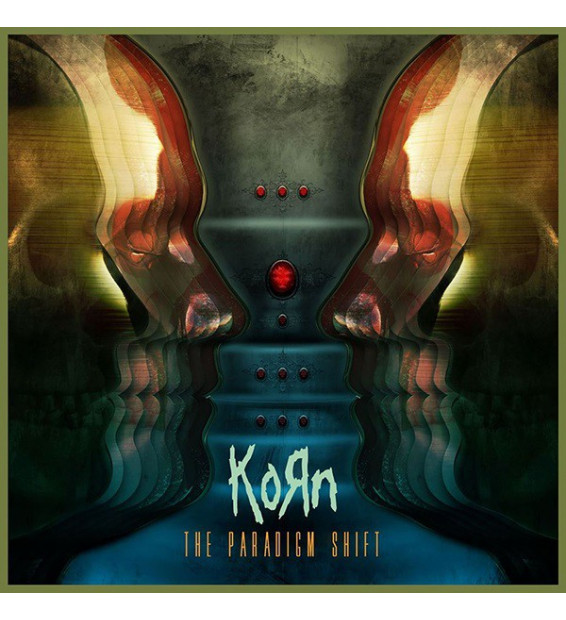 Korn - The Paradigm Shift (2xLP, Album, Gat)
