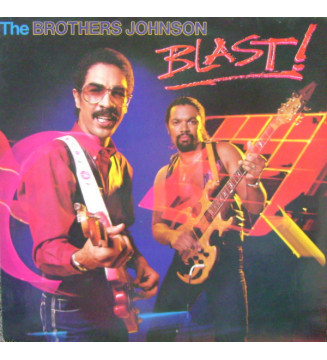 The Brothers Johnson* - Blast! (LP, Album) mesvinyles.fr