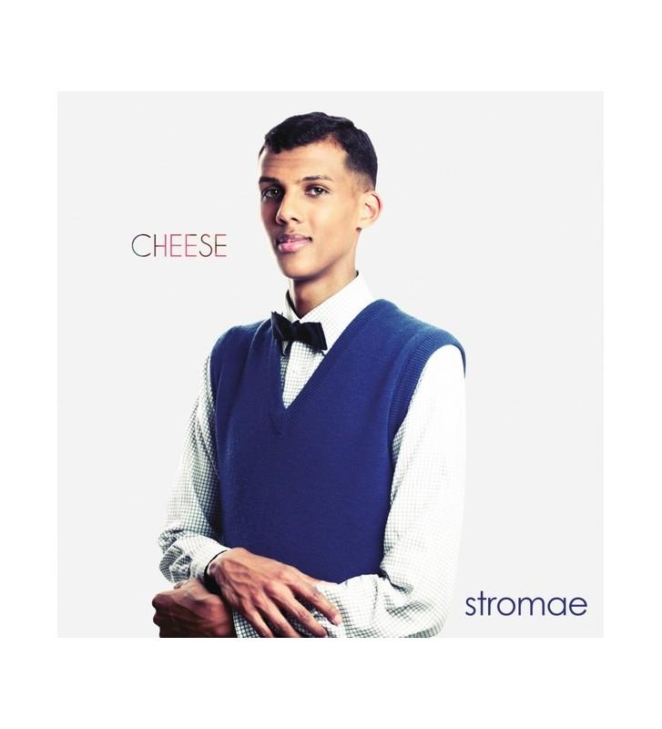 Stromae - Cheese (LP, Album) mesvinyles.fr