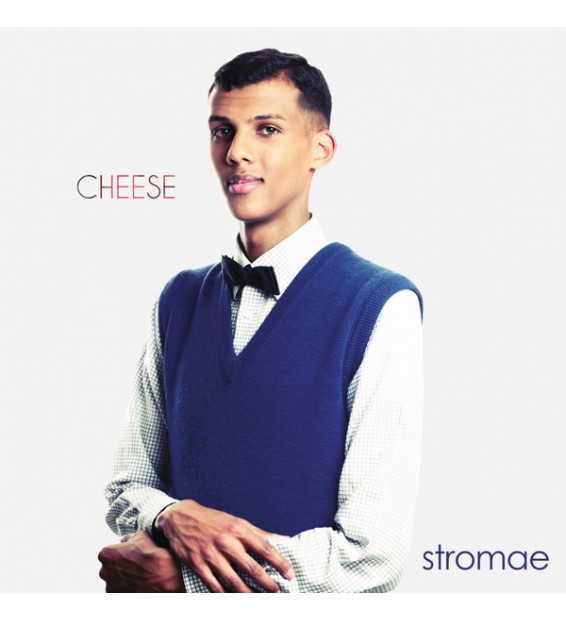 Stromae - Cheese (LP, Album)