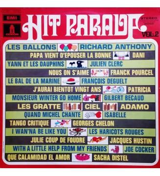 Various - Hit-Parade Pathé Marconi Vol. 2 (LP, Comp) mesvinyles.fr