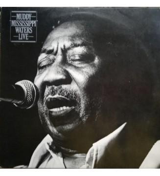 "Muddy Waters - Muddy ""Mississippi"" Waters Live (LP, Album) mesvinyles.fr"