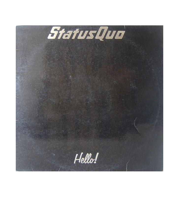 Status Quo - Hello! (LP, Album) mesvinyles.fr