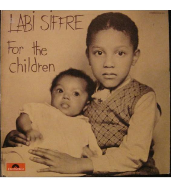 Labi Siffre - For The Children (LP, Album) mesvinyles.fr