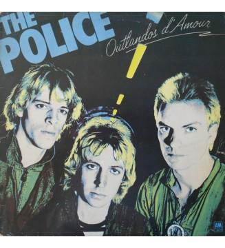 The Police - Outlandos D'Amour (LP, Album)