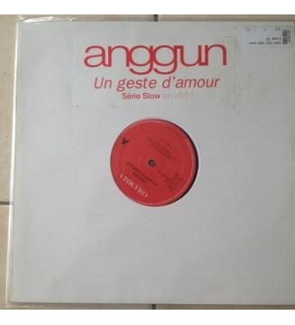 """Anggun - Un Geste D'Amour (12"""", Promo) mesvinyles.fr"""