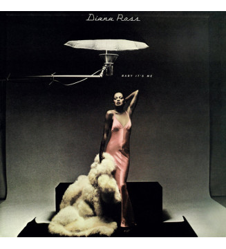 Diana Ross - Baby It's Me (LP, Album, Ltd, RE, Lav)