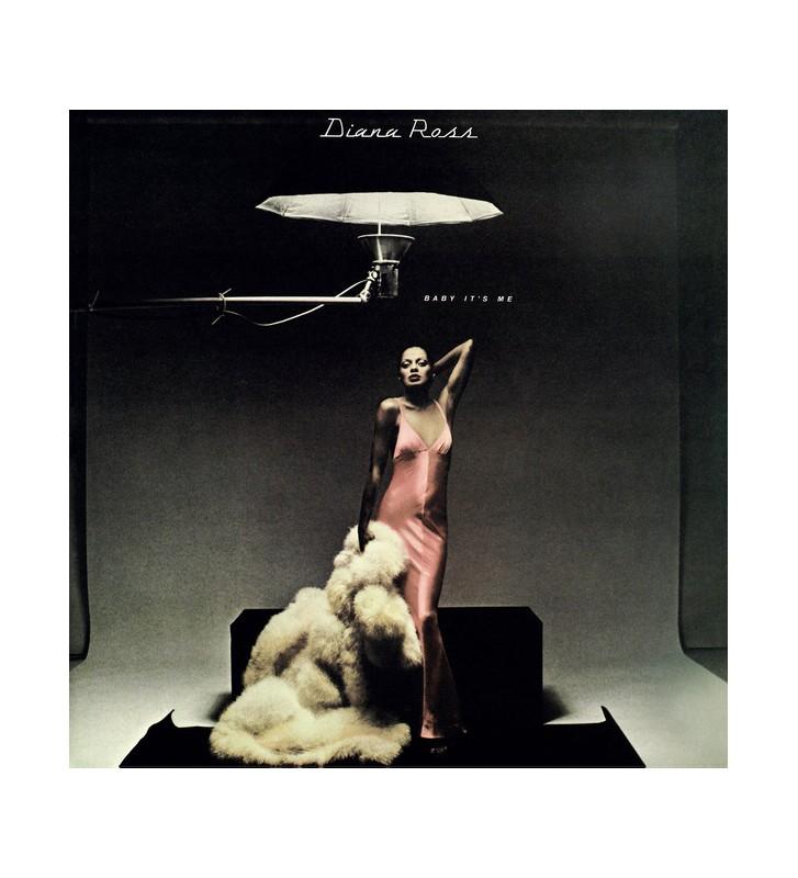 Diana Ross - Baby It's Me (LP, Album, Ltd, RE, Lav) mesvinyles.fr