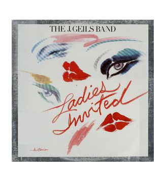 The J. Geils Band - Ladies Invited (LP, Album) mesvinyles.fr