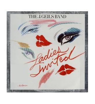 The J. Geils Band - Ladies Invited (LP, Album) mesvinyles.fr