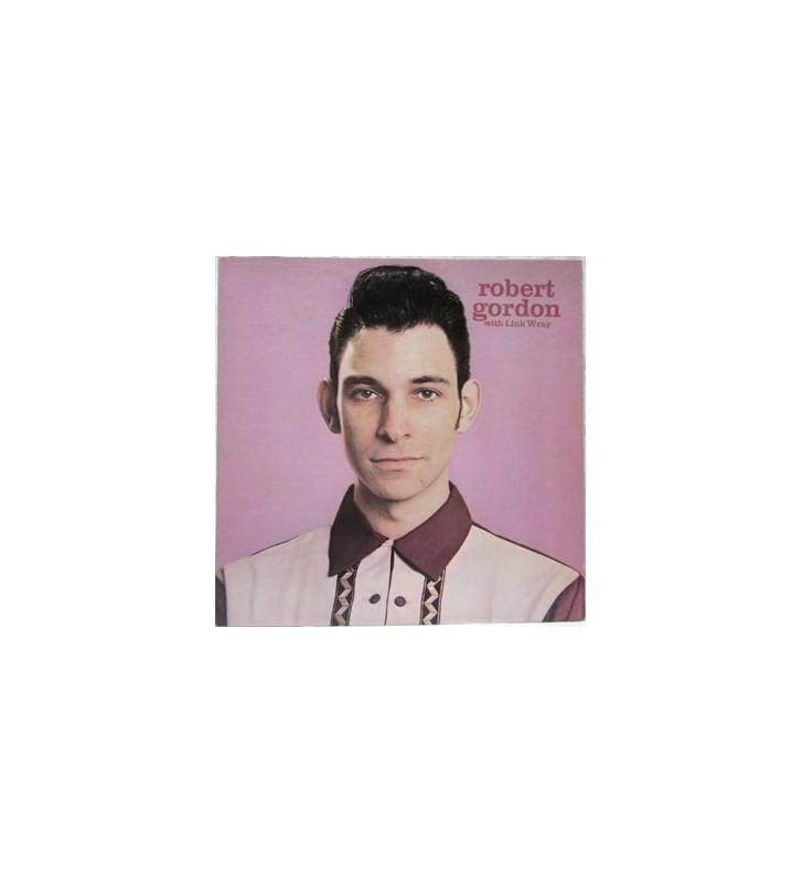 Robert Gordon (2) With Link Wray - Robert Gordon With Link Wray (LP, Album) mesvinyles.fr