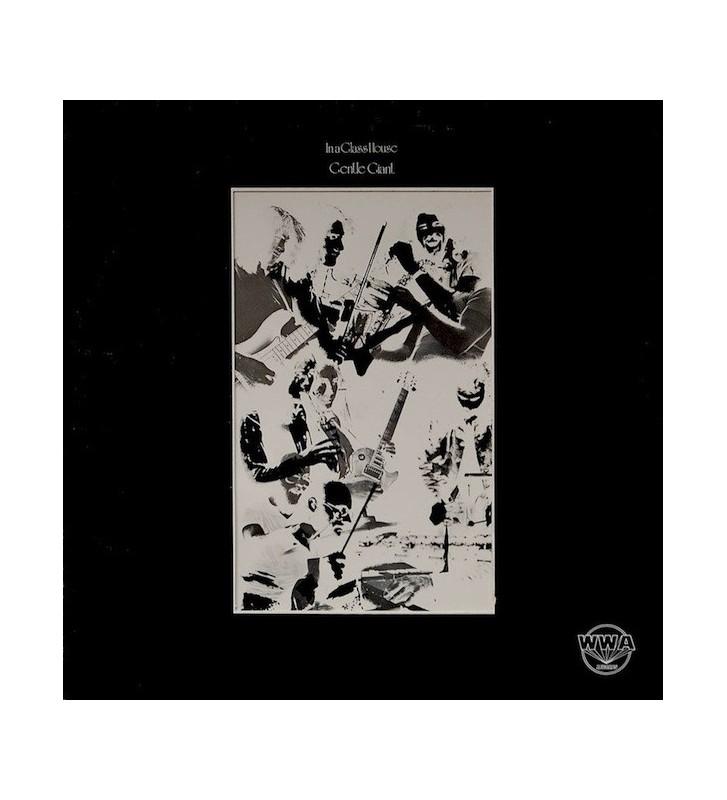 Gentle Giant - In A Glass House (LP, Album) mesvinyles.fr