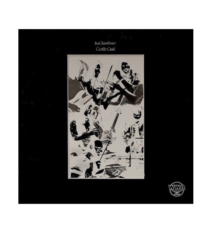 Gentle Giant - In A Glass House (LP, Album) mesvinyles.fr