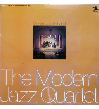 The Modern Jazz Quartet - Modern Jazz Quartet (2xLP, Comp) mesvinyles.fr