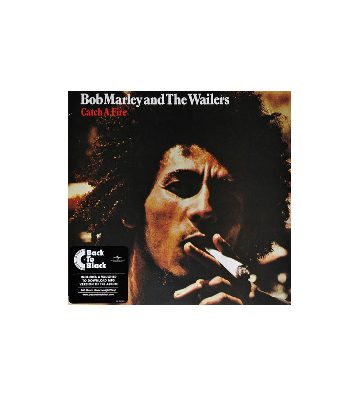 Bob Marley & The Wailers - Catch A Fire (LP, Album, RE, RM, 180) mesvinyles.fr