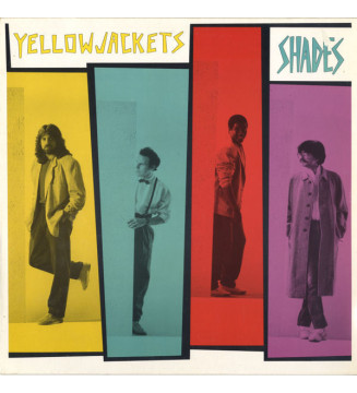 Yellowjackets - Shades (LP, Album) mesvinyles.fr