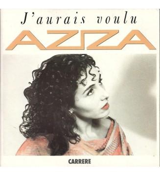 """Aziza (9) - J'aurais Voulu / Baïd Hounek Baïd (7"""", Single) mesvinyles.fr"""
