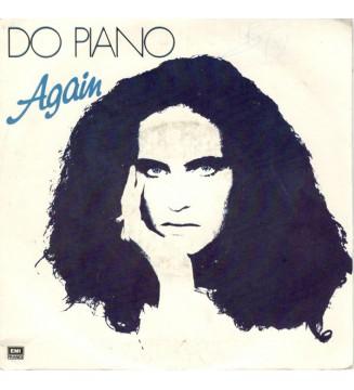 """Do Piano - Again (7"""", Single) mesvinyles.fr"""