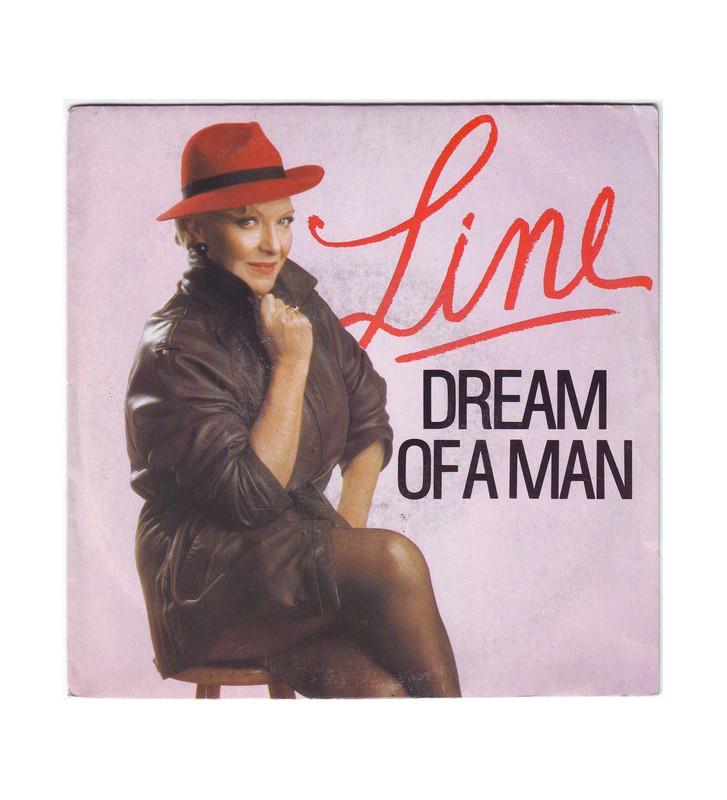 """Line* - Dream Of A Man (7"""", Single) mesvinyles.fr"""