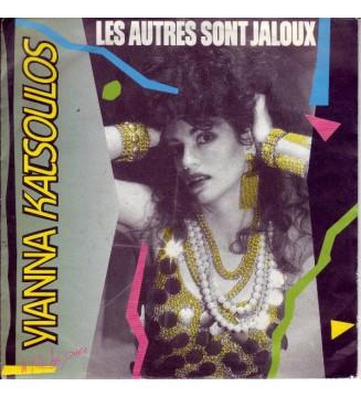 "Yianna Katsoulos - Les Autres Sont Jaloux (7"") mesvinyles.fr"
