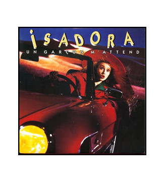 "Isadora (2) - Un Garçon M'attend (7"", Single) mesvinyles.fr"