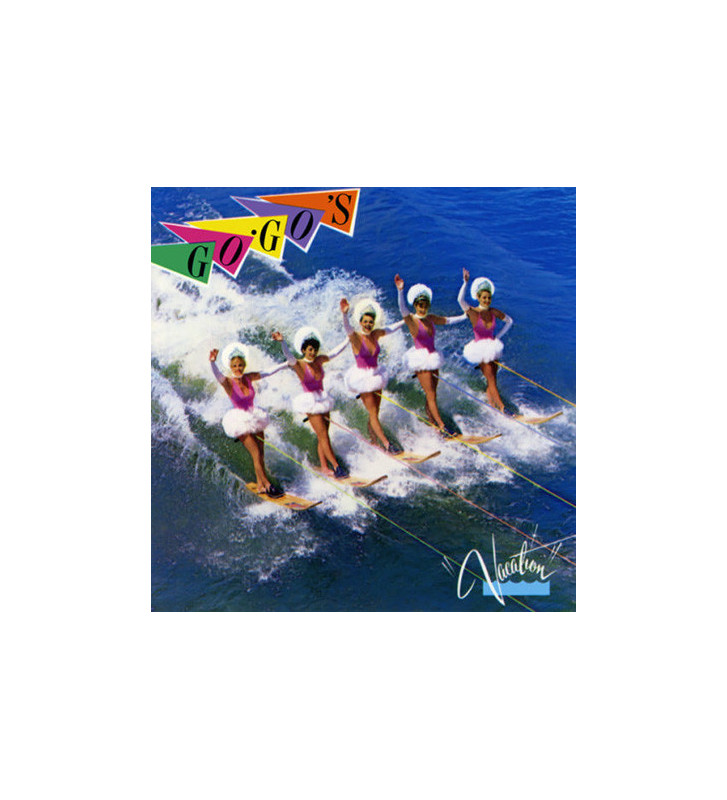 Go-Go's - Vacation (LP, Album) mesvinyles.fr