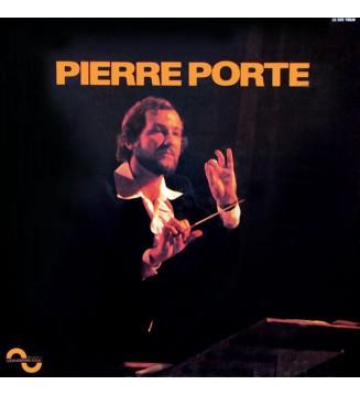 Pierre Porte - Untitled (LP) mesvinyles.fr