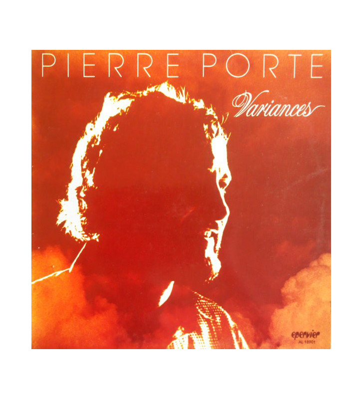 Pierre Porte - Variances (LP) mesvinyles.fr