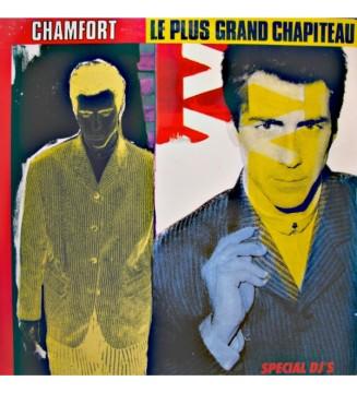 "Alain Chamfort - Le Plus Grand Chapiteau (12"")"