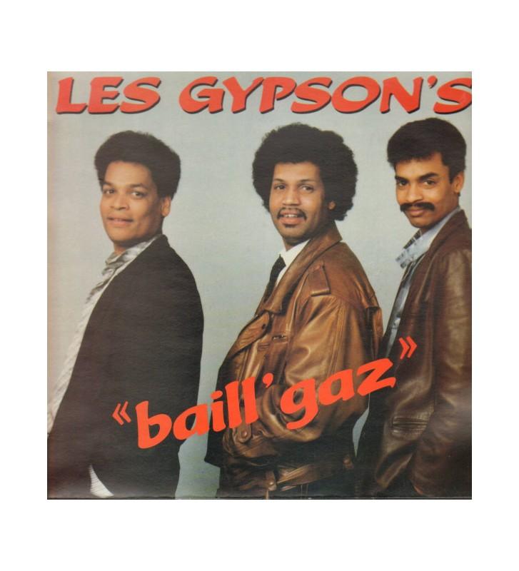 Les Gypson's - Baill' Gaz (LP) mesvinyles.fr