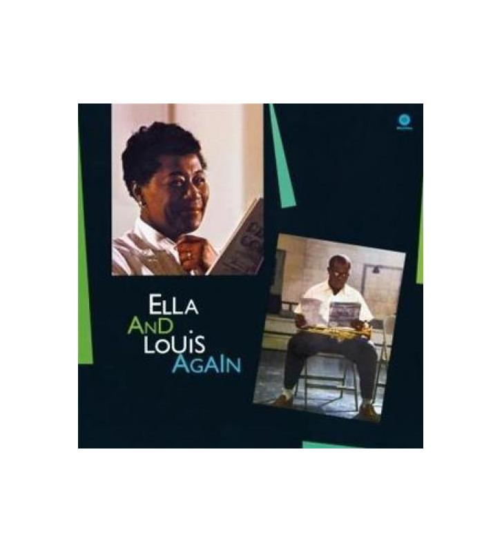 ELLA FITZGERALD & LOUIS ARMSTRONG - Ella & Louis Again mesvinyles.fr